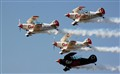 Pitts special aerobatic team