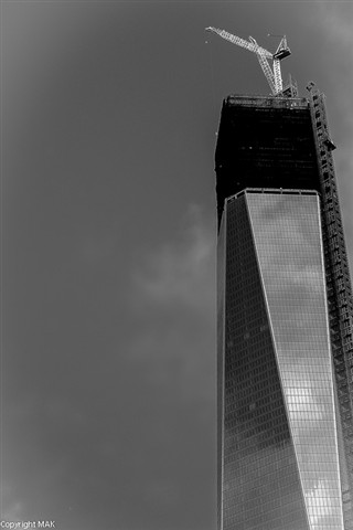 World Trade Center Tower Construction Detail