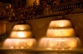 Night fountains in Barcelona