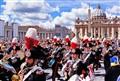 Vatican parade