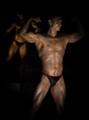 a bodybuilder