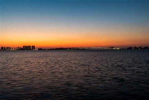 Bridge Sunset PP