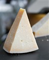 Parmesan cheese. Genuine Parmiggiano Reggiano from Parma in Italy.