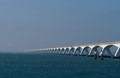 Zeeland-bridge, the Netherlands