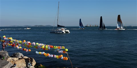 Balloons And Sailboats