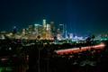 Downtown LA at Night-7364
