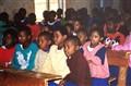Bashay School (Tanzania): First Grade Class