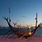 Viking sunrise