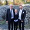 three generations (wedding norway):