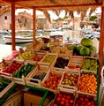 Market in Croatia