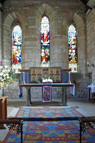 St. Mary's Church, Lindisfarne