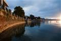 Sun on the Lago Maggiore