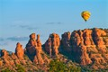 ballooning over sedona