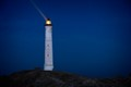 Lighthouse in Lyngvig, Denmark