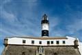 Lighthouse at Salvador of Bahia