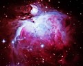 Orion Great Nebula (M42). They all are still there? Why?