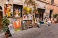 Rome street gallery
