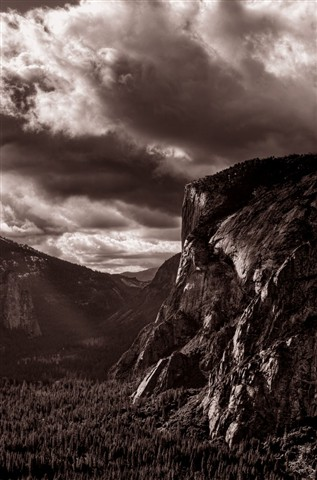Four Mile Trail, El Capitan, Yosemite