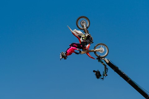 Freestyle at Festival of Speed