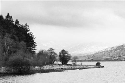 north wales B&W