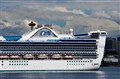 Star Princess departs Seattle