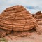 Valley of Fire layered rock formation