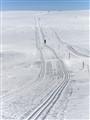 Lappland skiing