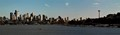 Seattle pano from Gasworks Park