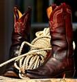 bison El Paso boots