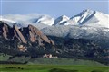 Flatirons, Meeker, Longs Peak