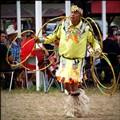 Hoop Dance-97th Annual Meskwaki Powwow