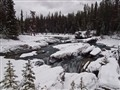 Kicking Horse River rapids