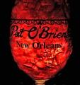 Pat O'Brians Hurricane Drink