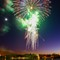 July 4th Fireworks-Almaden Lake-76