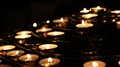 Candle in Paris