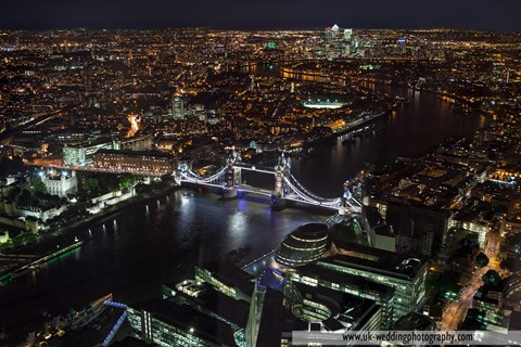 London at Night-web