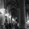 Notre Dame Interior BW