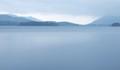 Derwent Water under low cloud