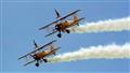 Breitling Wing Walkers.