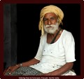 Elderly Man in Ferozpur, Punjab. North India