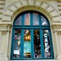 Café window