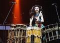 Shaking Drums