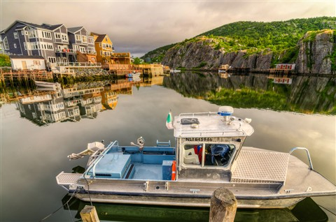 Peaceful Quidi Vidi Morning