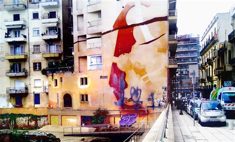 Mural, think BIG