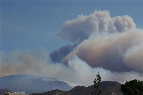 esperanza cabazon wildfire