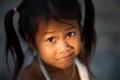Cambodian Evening Sun Highlight