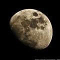 The Moon, May 4th 2009