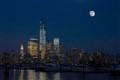 World Trade Center Supermoon