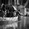 Fishermen under the bridge