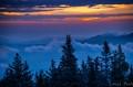 Sunrise Over the San Pedro Mountains